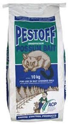 Picture of PESTOFF! Possum Bait 10 kg (PBL1007)