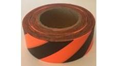 Picture of Flagging tape - stripe orange Glo