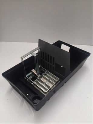 Picture of PCR 200 Trap - zinc coated and stainless in plastic box