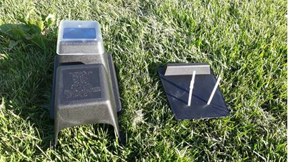Picture of Tamperproof Rodent - Philproof Bait Station