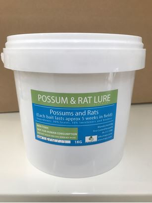 Picture of Possum Lure - ANISEED - 1kg Pail