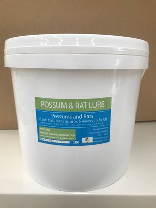 Picture of Possum Lure - ANISEED - 2kg Pail