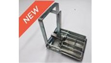 Picture of BT 200 Trap - zinc coated and stainless steel