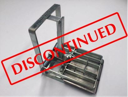 Picture of PCR 200 Trap - zinc coated and stainless steel