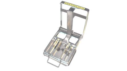 Picture of BT200 Trap - zinc coated and stainless steel (PRM2056)