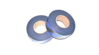 Picture of Flagging tape - stripe blue